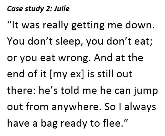 Julie Case Study