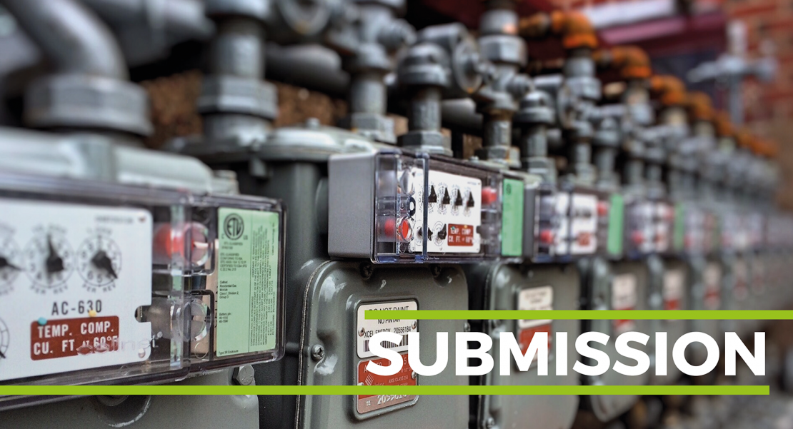 Submission: Consultation Draft Behind the Meter Distributed Energy Resources Provider Code